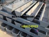 铁路轨枕模具—优质钢板裁剪 焊接 打磨