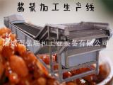 酸菜生产线厂家|盐渍菜全套设备