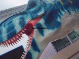 仿真恐龙出租能动能叫恐龙道具出租出售