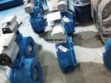 厂家直供纽普兰圆顶阀YDF-10B气动充气式进料圆顶阀