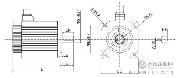 ACH系列伺服电机-大惯量-3