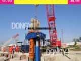 拔桩机 工法桩型钢专用拔桩机器