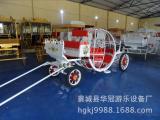 南瓜型矮马车YC-EC0030a /旅游小马车/婚庆道具