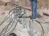 河北石家庄岩石劈裂机一机可带动多个头劈裂机价格优惠
