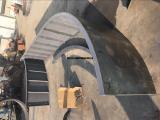 拱形骨架钢模具—直径3米_节约成本_可回收