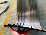 河北明漫厂家直销工程用背贴式橡胶止水带加工制作批发