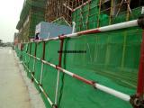 杭州建筑工地除尘喷淋 工地围挡喷淋系统上们安装