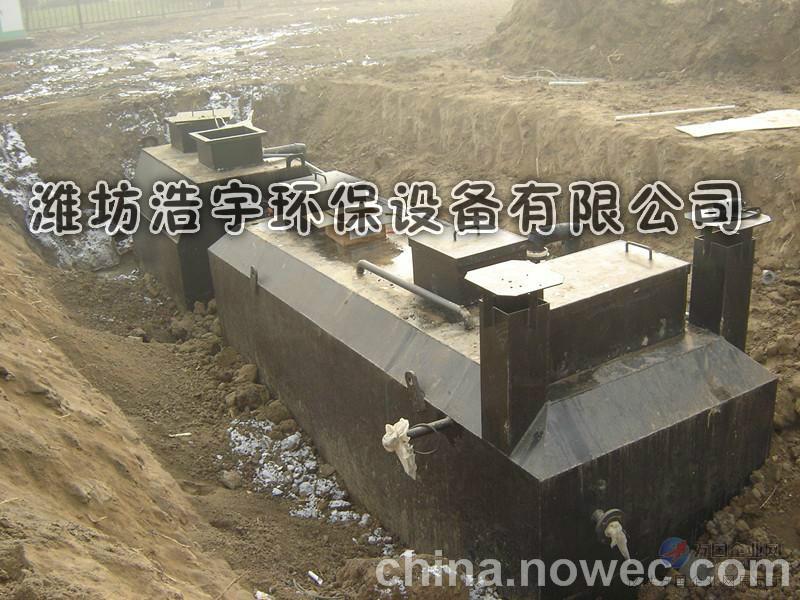 广安洗衣房污水处理设备装置