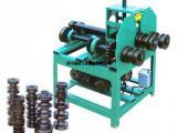 滚动式弯管机76型方管圆管弯管机管子加工机械
