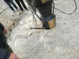 岩石劈裂机 混泥土拆除劈裂