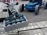 空心砖夹砖机 空心砖码堆机