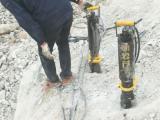矿山岩石开采机械液压破裂机