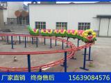 游乐场青虫大滑车游乐设施规格