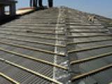 波形沥青防水板,通风隔热防水层防水板