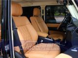 奔驰G65/G500内饰改装商务车装潢电动航空座椅