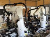 压杆组件自动化生产线 电子产品自动化组装流水线