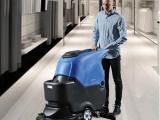 洗地机 容恩手推电瓶洗地机R50B应用于商场超市车间广场车库
