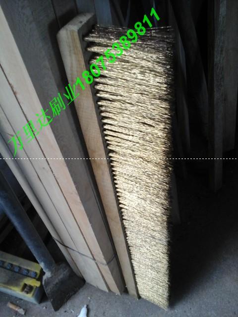 木条钢丝刷