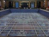 钢结构拼装式泳池,拆装式泳池、整体游泳池、健身房泳池