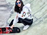 法尔莎18年冬装,潮牌批发艾安琪布卡戛纳巨式