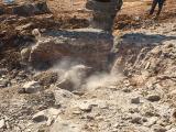 辽宁阜新机载劈裂机开采矿山坚硬岩石效率高操作简单