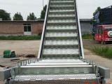 现货供应不锈钢链板式自动化爬坡提升机