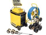 英国雷迪管道机器人CCTV摄像检测系统P350管道爬行工具