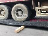 工程施工高分子量聚乙烯铺路垫板全国供应路基垫专用