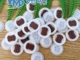 塑料pe食品包装袋排气阀 咖啡袋单向排气阀 厂家现货