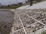 平铺式生态护坡逐渐增强我国道路建设