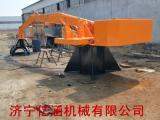 现货销售钢材装卸抓机 废品回收站专用 抓钢机厂家直销