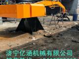 厂家直销抓钢机 小型废钢抓钢机 新型机械抓木器厂家