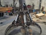 厂家直销挖掘机抓钢机 旋转式抓木机 起重机液压抓斗