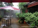 室外餐厅冷雾设备系统价格优惠