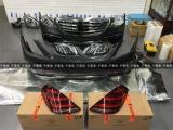 专注车灯升级-奔驰S级旧款改造新款多光束LED大灯