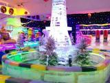 冰雕展人物造型雕刻出租冰雪动画主题嬉雪乐园租赁