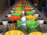 卡座型转转小火锅餐桌厂家专业生产