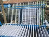 绿化带隔离栅栏 防护铁丝网 边丝 边框防护网 安装方便