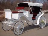 欧式婚庆马车YC-B0022 摄影马车、旅游马车、皇家马车