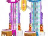 双塔游戏机打击类灯光类游戏机彩票机广州电玩彩票机厂家