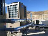 海拔4000米美的空气源热泵供热采暖