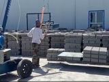 免烧砖电动夹砖机厂家 免烧砖上车机厂家