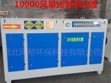 印刷厂光氧除味设备光解除臭过滤装置河北厂家供应
