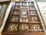 无指纹拉丝红古铜不锈钢焊接屏风定制 中式风格的高档奢华