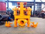 挖机改装液压抽沙泵-抽效率高不用电