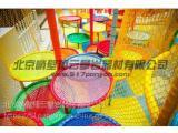 供应高强涤纶绳手工编织儿童绳网探险拓展乐园,色彩绚丽