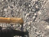 杯化劈裂机一天能劈石多少方?劈裂棒怎么样?