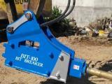 韩国比特液压破碎锤BIT-100 正品挖机炮头