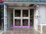 玻璃门禁门制作,肯德基门禁门安装,德普尔门业