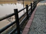 风景区水泥仿木护栏生产厂家